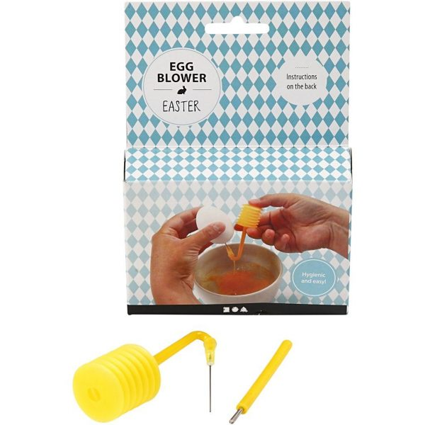 Köp easter äggblåsare för festtillbehör | Materialbutiken