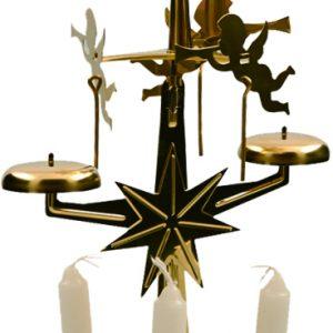 Köp mässing änglaspel 19 cm för festtillbehör | Materialbutiken