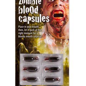 Fun world zombie blodampuller för halloween dekorationer | Materialbutiken