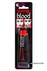 Vampire blod i tub för halloween dekorationer | Materialbutiken