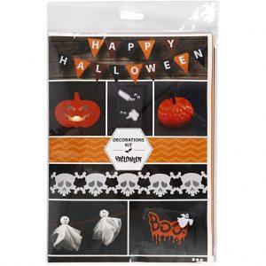 Köp 1 set pysselförpackning för halloween dekorationer | Materialbutiken