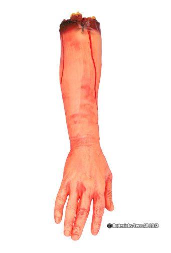 Köp avhuggen arm för halloween dekorationer   Materialbutiken