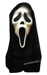 Köp scary movie scream mask för halloween dekorationer | Materialbutiken