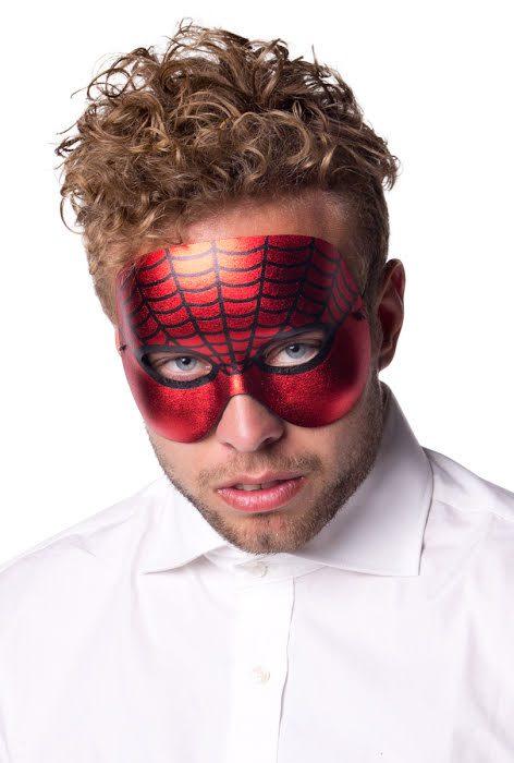 Köp sspindelmannen ögonmask för halloween dekorationer | Materialbutiken