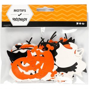 Köp figurer för halloween dekorationer 5 x 10 cm | Materialbutiken