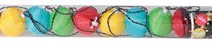 Köp slinga färg rislampor 10 st festtillbehör | Materialbutiken