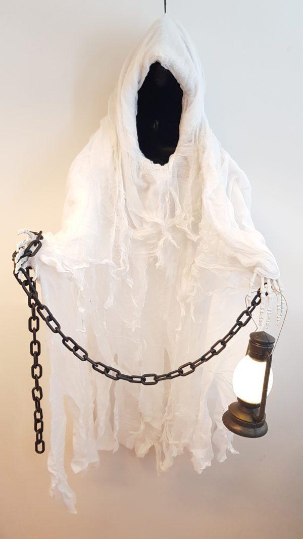 Köp huvudlös hängande reaper för halloween dekorationer | Materialbutiken