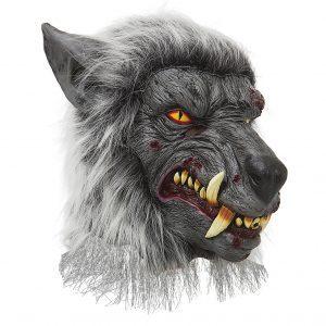 Köp varulv mask för halloween dekorationer | Materialbutiken
