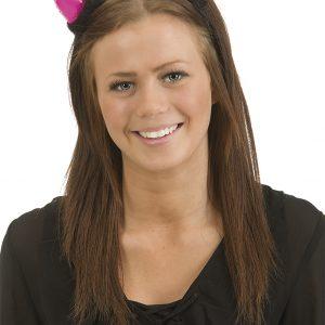Köp djävulsdiadem rosa för halloween dekorationer online | Materialbutiken