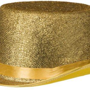 Köp guldhatt för halloween dekorationer | Materialbutiken