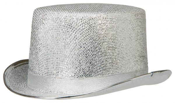 Köp silverhatt för halloween dekorationer   Materialbutiken