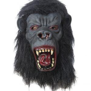 Köp gorilla masker för halloween dekorationer   Materialbutiken