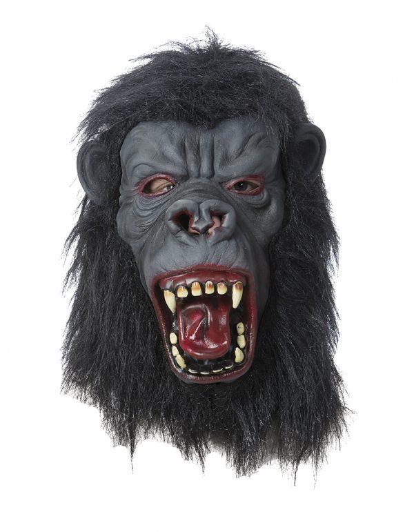 Köp gorilla masker för halloween dekorationer | Materialbutiken