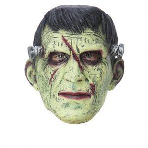Köp frankenstein mask för halloween dekorationer   Materialbutiken