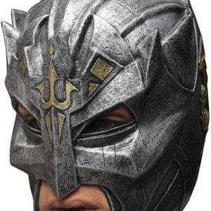 Köp dragon warrior latexmask för halloween dekorationer | Materialbutiken