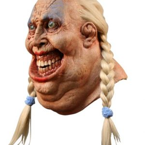 Köp fatty hamskins mask för halloween dekorationer   Materialbutiken