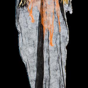 Köp hängande scarecrow för halloween dekorationer | Materialbutiken