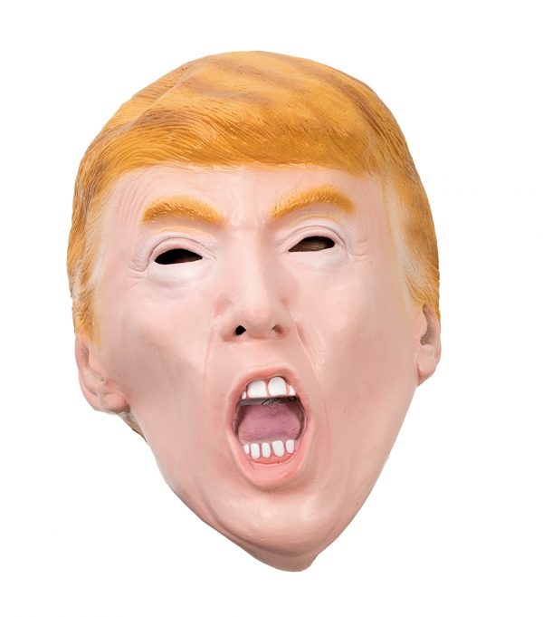 Köp Donald Trump latexmask för halloween dekorationer | Materialbutiken