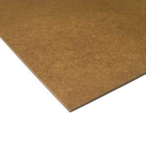 Köpa MDF trä-ark online 3 x 606 x 606 mm | Materialbutiken