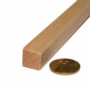 Köp utmärkt kvalitet Balsa trä för projektarbete 15X15X1000 MM | Materialbutiken