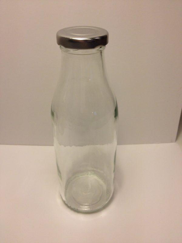 Köpa mjölkflaska förpackningsmaterial 500 ml | Materialbutiken