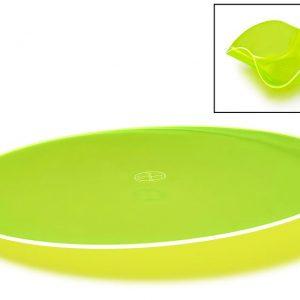 Köp akryl Fanzy genomskinlig grön tallrik för att skapa vackert konstverk 330MM 3MM | Materialbutiken